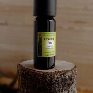 huile essentielle bio et locale origine bretagne lavande fine