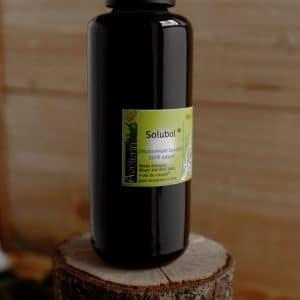 Solubol, émulsionnant permettant de diluer les huiles essentielles
