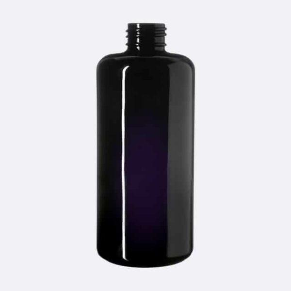 Flacons en verre violet Miron vide avec bouchons codigoutte