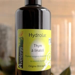 Hydrolat bio thym à linalol - 200ml