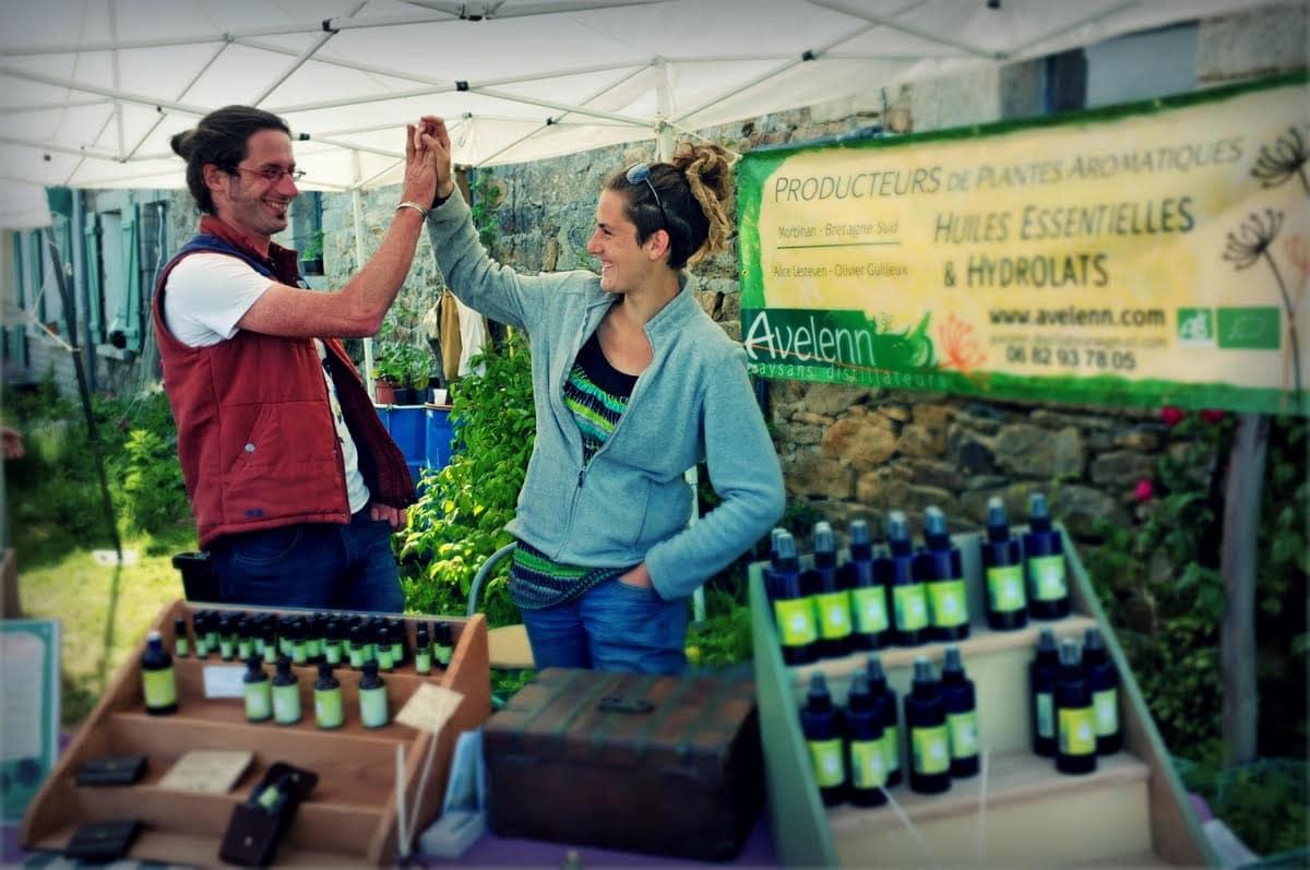 avelenn huiles essentielles bretonnes 7 - Producteur d'Huiles Essentielles